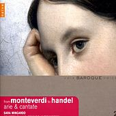 Play & Download From Monteverdi to Handel (Arie, Madrigali E Cantate) by Rinaldo Alessandrini | Napster