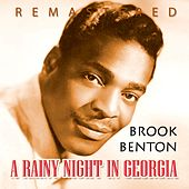 Play & Download A Rainy Night in Georgia by Brook Benton | Napster