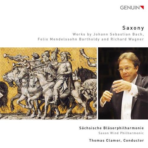 Play & Download Saxony by Sächsische Bläserphilharmonie | Napster