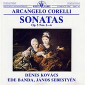 Play & Download Corelli: Sonatas, Op. 5, Nos. 1-6 by Denes Kovacs | Napster