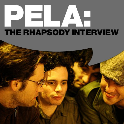 Play & Download Pela: The Rhapsody Interview by Pela | Napster
