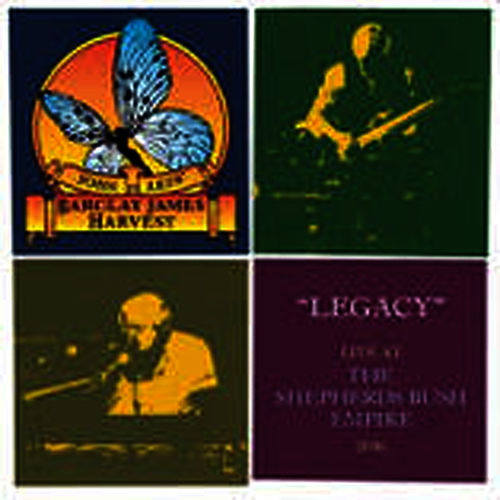 Play & Download Legacy: Live A Shepherds Bush Empire 2006 by Barclay James Harvest | Napster