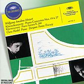 Mozart: Piano Concerto K.459, K.595 & K.280 by Various Artists