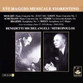 Play & Download Benedetti Michelangeli & Mitropoulos at XVI Maggio Musicale Fiorentino by Benedetti Michelangeli | Napster