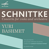 Play & Download Schnittke: Concerto for Viola & Orchestra by Yuri Bashmet | Napster