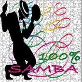 100% Samba - 100 Samba Songs by Various Artists