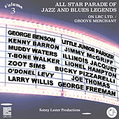 All Star Parade of Jazz and Blues Legends, Vol. 3 by Various Artists