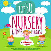 Play & Download Top 50 Nursery Rhymes Playlist by The Kiboomers | Napster