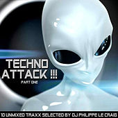 Play & Download Techno Attack Part One by Various Artists | Napster