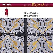 Mozart: The String Trios & Duos by Various Artists