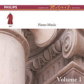 Mozart: The Piano Sonatas, Vol.1 by Mitsuko Uchida