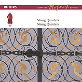 Mozart: The String Quintets by Wolfgang Amadeus Mozart