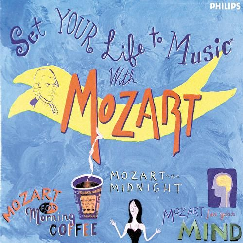 Mozart For Your Mind by Various Artists