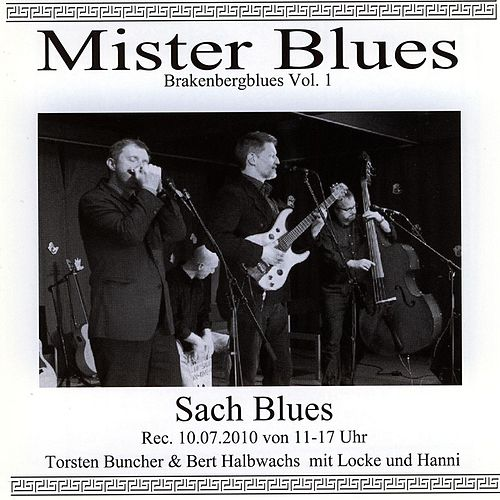 Sach Blues: Brakenbergblues, Vol.1 by Mr.Blues