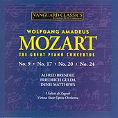 Mozart: The Great Piano Concertos by Various Artists