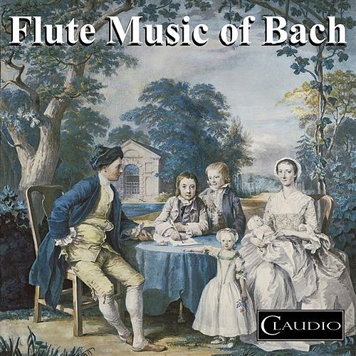 Play & Download Flute Music of Bach by Christopher Hyde-Smith | Napster