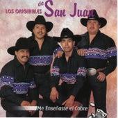 Me Ensenaste el Cobre by Los Originales De San Juan