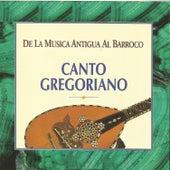 De la Musica Antigua al Barroco Canto Gregoriano de Schola Gregoriana Hispana