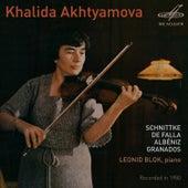 Play & Download Khalida Akhtyamova, Violin by Leonid Blok | Napster