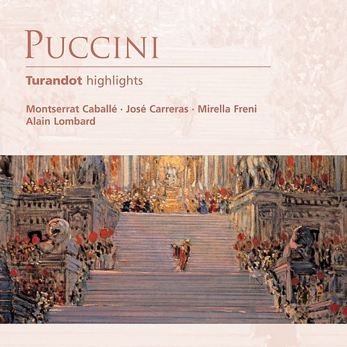 Play & Download Puccini: Turandot (highlights) by Montserrat Caballe | Napster