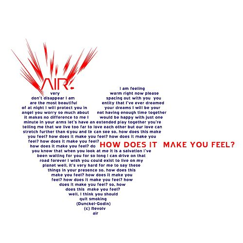 Play & Download How Does It Make You Feel by Air | Napster