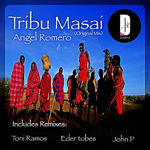 Tribu Masai by Angel Romero
