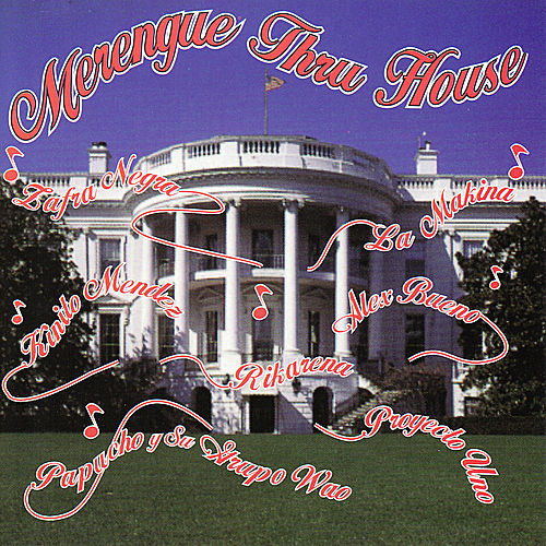 Merengue Thru House by Various Artists