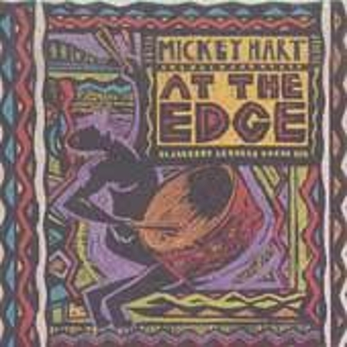 Play & Download At The Edge by Mickey Hart | Napster