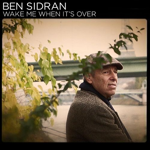 Wake Me When It's Over - Single by Ben Sidran