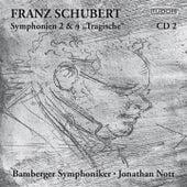 Schubert: Symphonies Nos. 2 & 4 by Bamberger Symphoniker