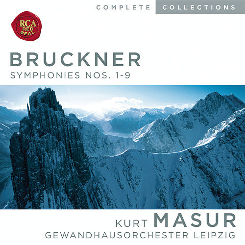 Play & Download Bruckner: Symphonies Nos. 1-9 by Kurt Masur | Napster