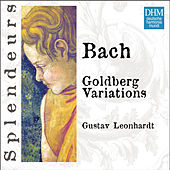 Play & Download DHM Splendeurs: J.S. Bach: Variations-Goldberg by Gustav Leonhardt | Napster