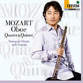 Mozart: Oboe Quartet & Quintet, Britten: Phantasy by Various Artists