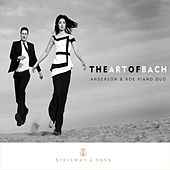 Play & Download The Art of Bach by Anderson and Roe | Napster
