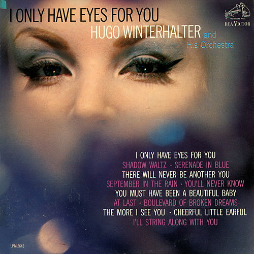 I Only Have Eyes for You by Hugo Winterhalter