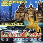 Puritititas Polkas by Banda Lamento Show De Durango