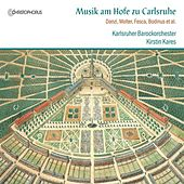 Play & Download Music at the Court of Karlsruhe by Karlsruher Barockorchester | Napster