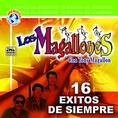 16 Exitos de Siempre by Tony Magallon