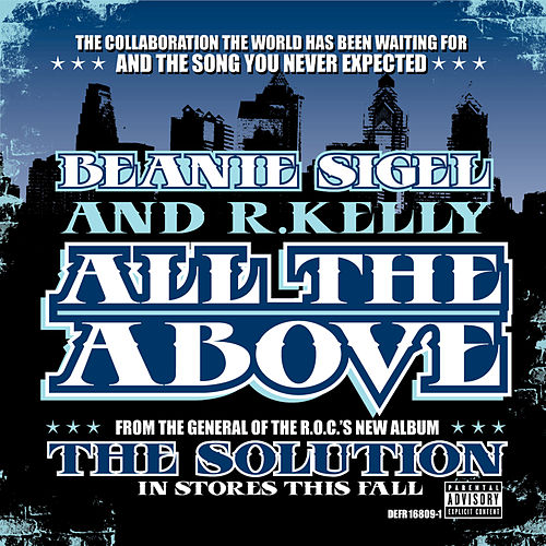 All The Above by Beanie Sigel