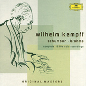 Play & Download Schumann / Brahms: Complete 1950s Solo Recordings by Wilhelm Kempff | Napster