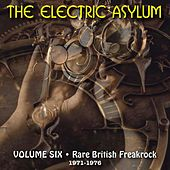 The Electric Asylum, Volume 6: Rare British Freakrock, 1971 - 1976 by Various Artists