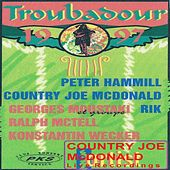 Live at Troubadour Festival 1997 by Country Joe McDonald
