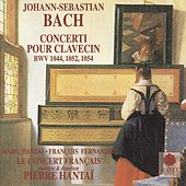 J. S. Bach: Harpsichord Concertos Bwv 1044, 1052 & 1054, Preludes and Fugues Bwv 880 & 892 by Various Artists
