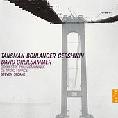 Tansman, Boulanger, Gershwin by David Greilsammer