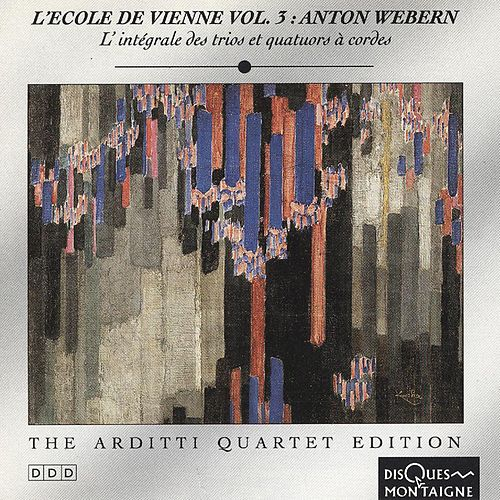 Webern: Complete String Trios and Quartets - Arditti Quartet Edition, Vol. 8 by Arditti String Quartet