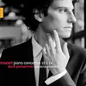 Play & Download Mozart: Piano Concertos No. 22 & No. 24 by David Greilsammer | Napster