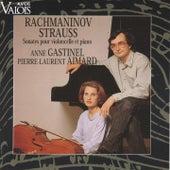 Rachmaninov & Strauss: Cello Sonatas by Pierre-Laurent Aimard