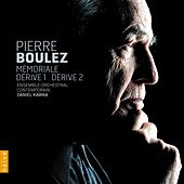 Boulez: Dérives 1 & 2 - Mémorial by Ensemble Orchestral Contemporain