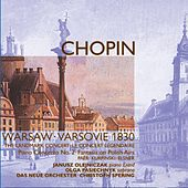 1830 Warsaw Concert: Works by Chopin, Kurpinski, Paër & Elsner by Various Artists