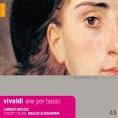 Vivaldi: Arie per basso by Rinaldo Alessandrini